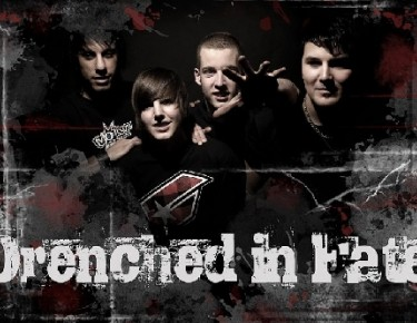 Cover von Drenched in Fate